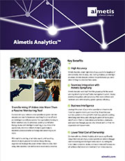 Aimetis Analytics