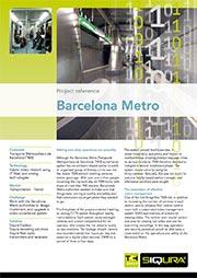 TKH Siqura Barcelona Metro ENG