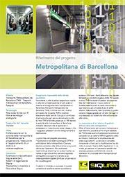 TKH Siqura Barcelona Metro ITA