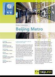 TKH Siqura Beijing Metro ENG