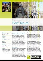 TKH Siqura Fort Drum