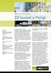 TKH Siqura Paris Tunnel ITA