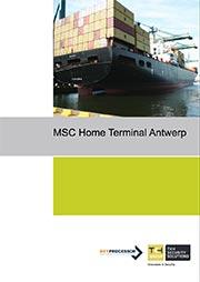 TKH iProtect MSC Home Terminal Antwerp