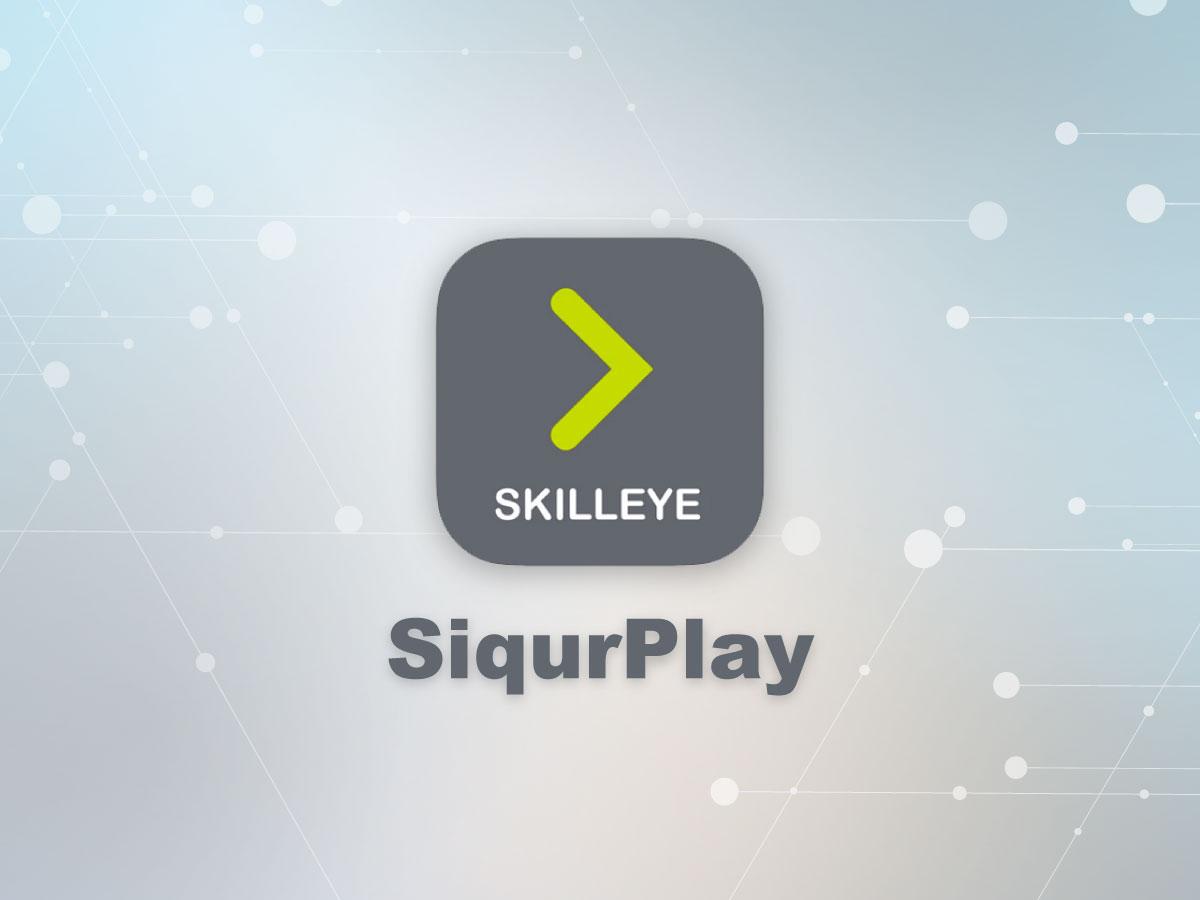 SiqurPlay Pro è ora disponibile su PlayStore e Apple Store